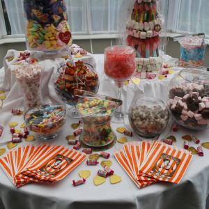 Aunty Nellie's Candy Buffet