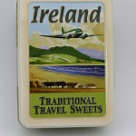 Ireland Traditional Travel Sweet TIn
