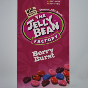 Jelly Bean Berry Burst Folding Box
