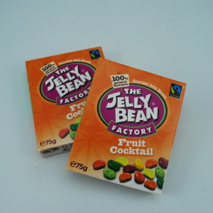 Jelly Bean 75g Box Fruit Cocktail