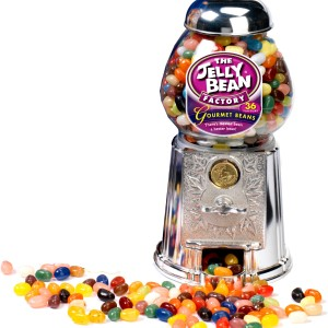 Jelly Bean Machine 600g Beans