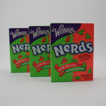 Wonka Wilder Cherry and Watermelon Nerds Retail