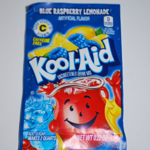 Kool Aid Raspberry Retail