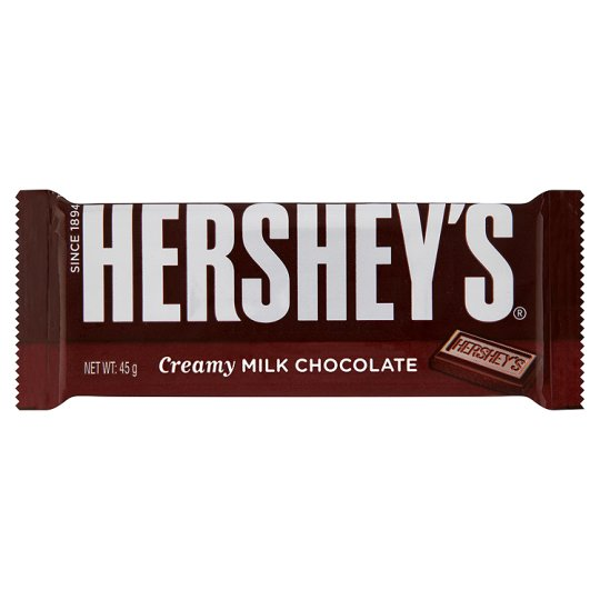 Hershey Creamy Milk Chocolate Bar | Aunty Nellie's Sweet Shop
