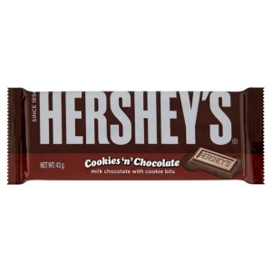 Hersheys Cookies 'n' Chocolate