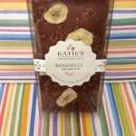 Katie's Banoffee Milk Chocolate Bar
