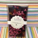 Katie's Berry Burst Dark Chocolate Bar