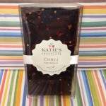 Katie's Chilli Dark Chocolate Bar
