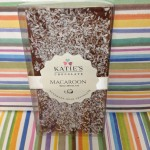 Katie's Macaroon Milk Chocolate Bar