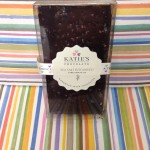 Katie's Seaweed & Sea Salt Dark Chocolate Bar