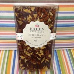 Katie's Toffee Orange Milk Chocolate Bar