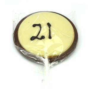 Chocolate Lolly 21