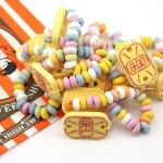 Candy & Wrapped Chewy Sweets