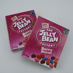 Jelly Bean75g Box Berry Burst