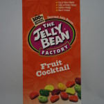 Jelly Bean Fruit Cocktail Folding Box