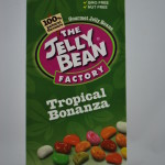 Jelly Bean Tropical Bonanza Folding Box