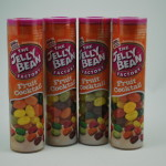 Jelly Bean 100g Tube Fruit Cocktail