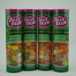 Jelly Bean 100g Tube Tropical Bonanza