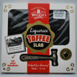 Walkers Nonsuch Liquorice Toffee Slab