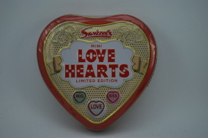 Love Heart Tin Retail